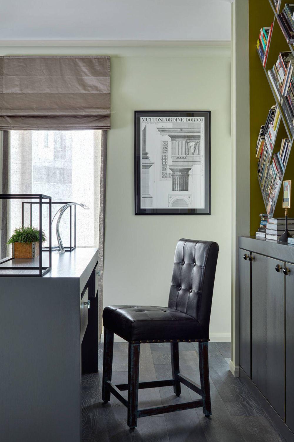 adelaparvu.com despre apartament 2 camere 57 mp, Moscova, design In-Deco, Foto Sergey Ananiev (15)