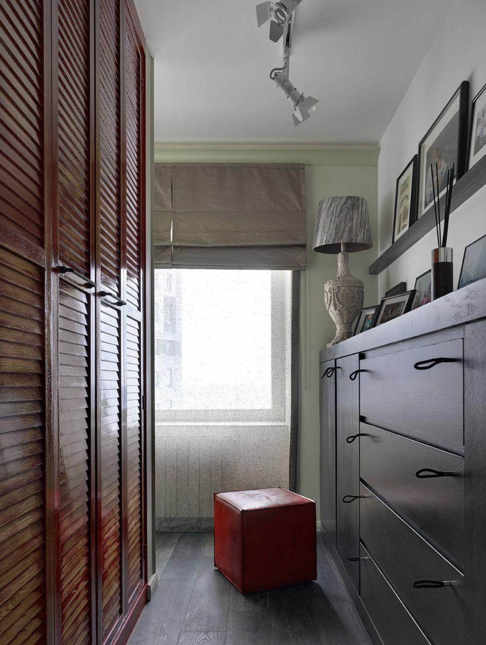 adelaparvu.com despre apartament 2 camere 57 mp, Moscova, design In-Deco, Foto Sergey Ananiev (16)