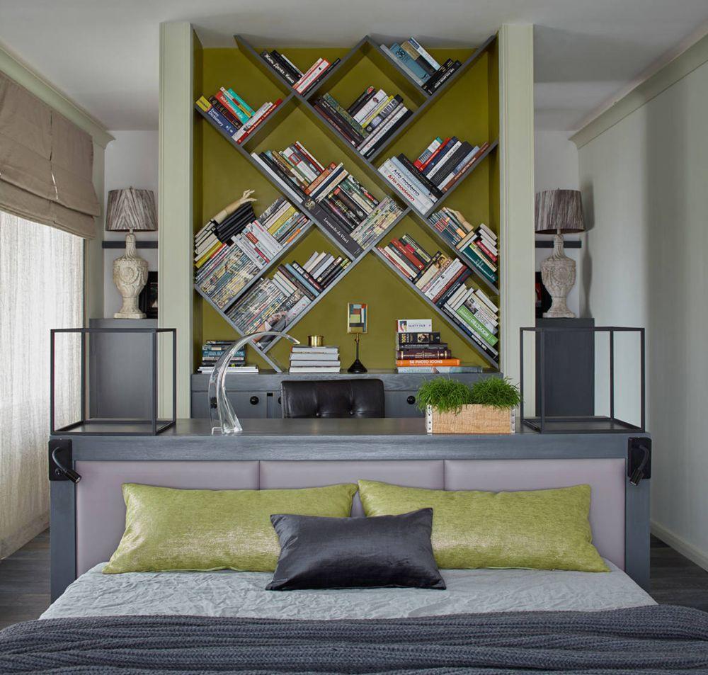 adelaparvu.com despre apartament 2 camere 57 mp, Moscova, design In-Deco, Foto Sergey Ananiev (18)