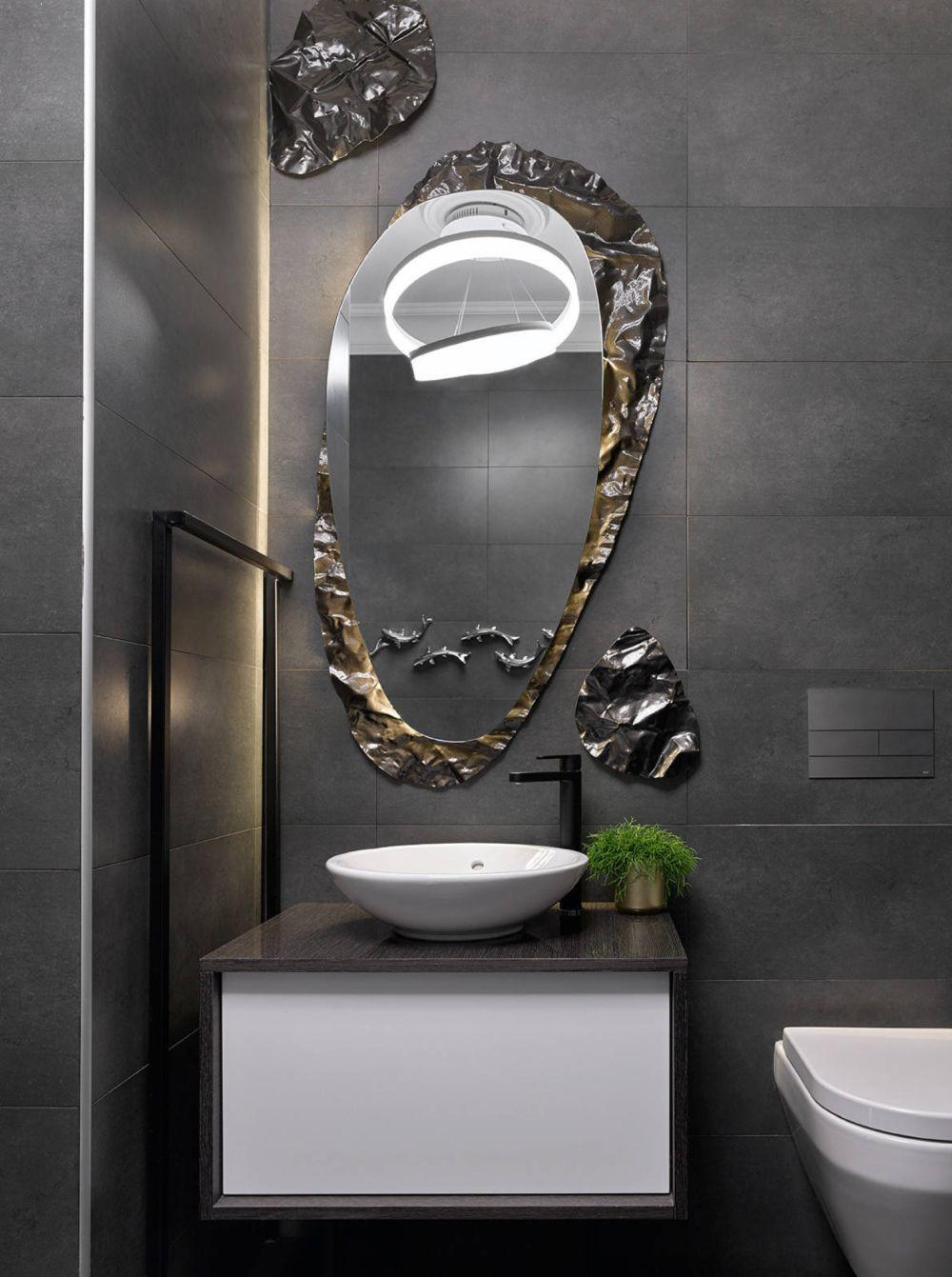 adelaparvu.com despre apartament 2 camere 57 mp, Moscova, design In-Deco, Foto Sergey Ananiev (4)