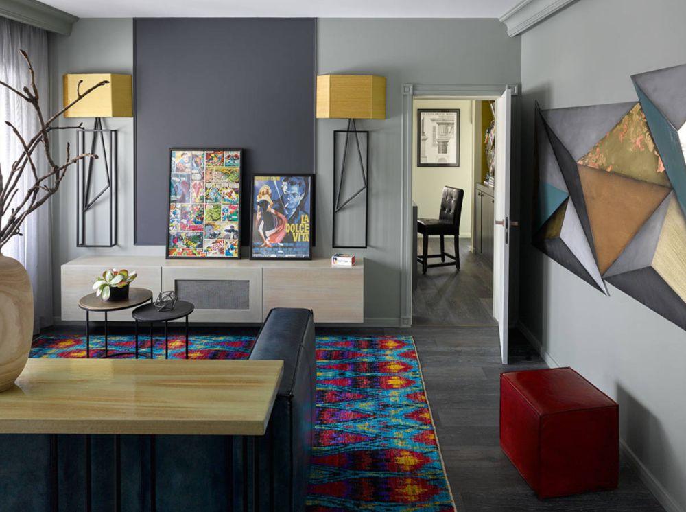 adelaparvu.com despre apartament 2 camere 57 mp, Moscova, design In-Deco, Foto Sergey Ananiev (9)