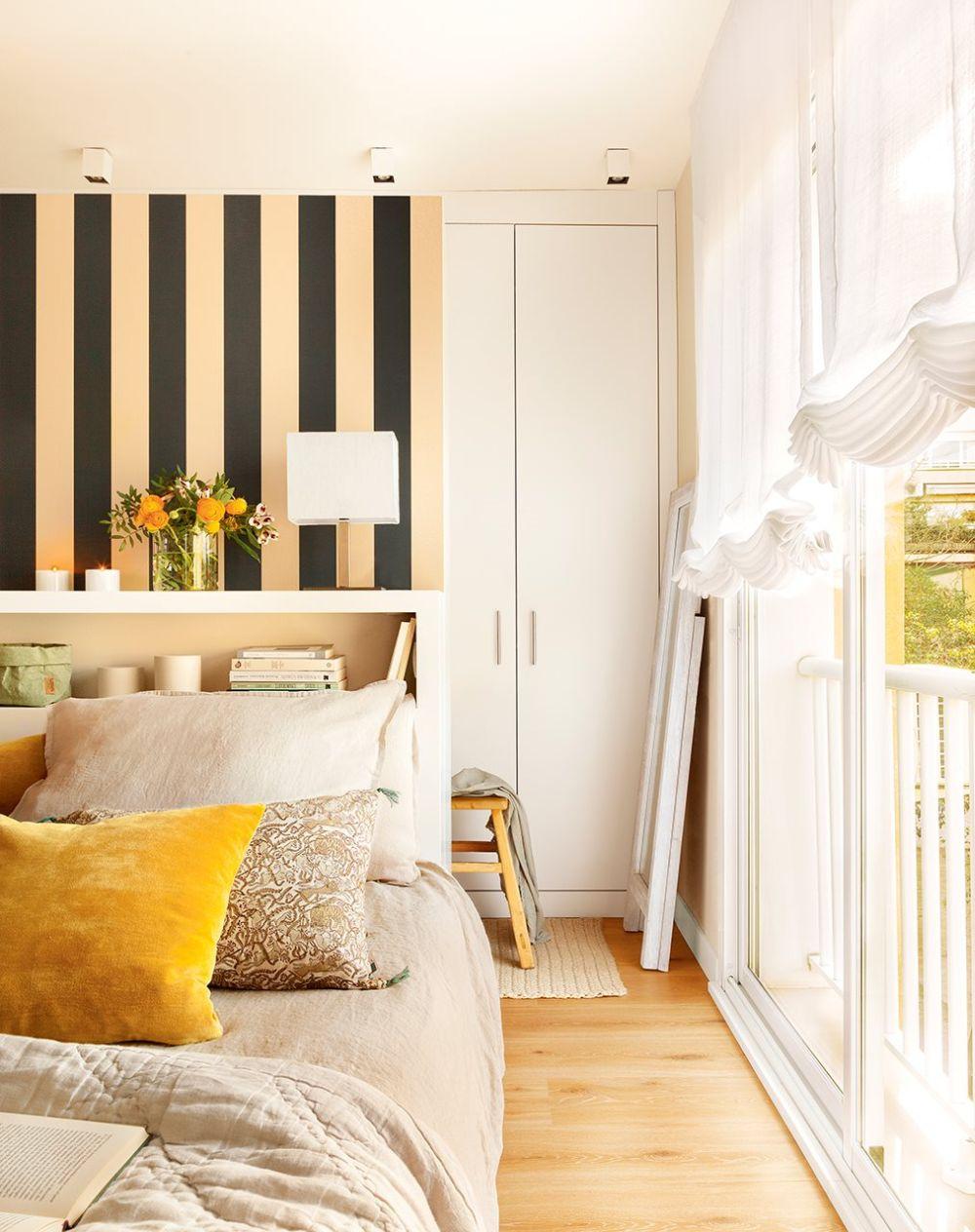 adelaparvu.com despre apartament 75 mp in tonuri deschise, designer Pia Capdevila, Foto Fernando Bedon, ElMueble (5)