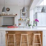 adelaparvu.com despre asezarea corpurilor de iluminat in casa, Foto Sustainable Kitchens