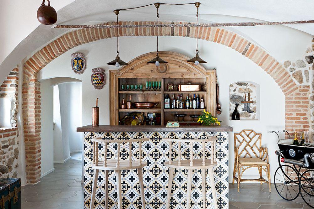 adelaparvu.com despre casa rustica in Italia, designer Zhenya Zhdanova (1)