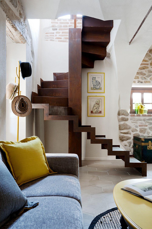 adelaparvu.com despre casa rustica in Italia, designer Zhenya Zhdanova (10)