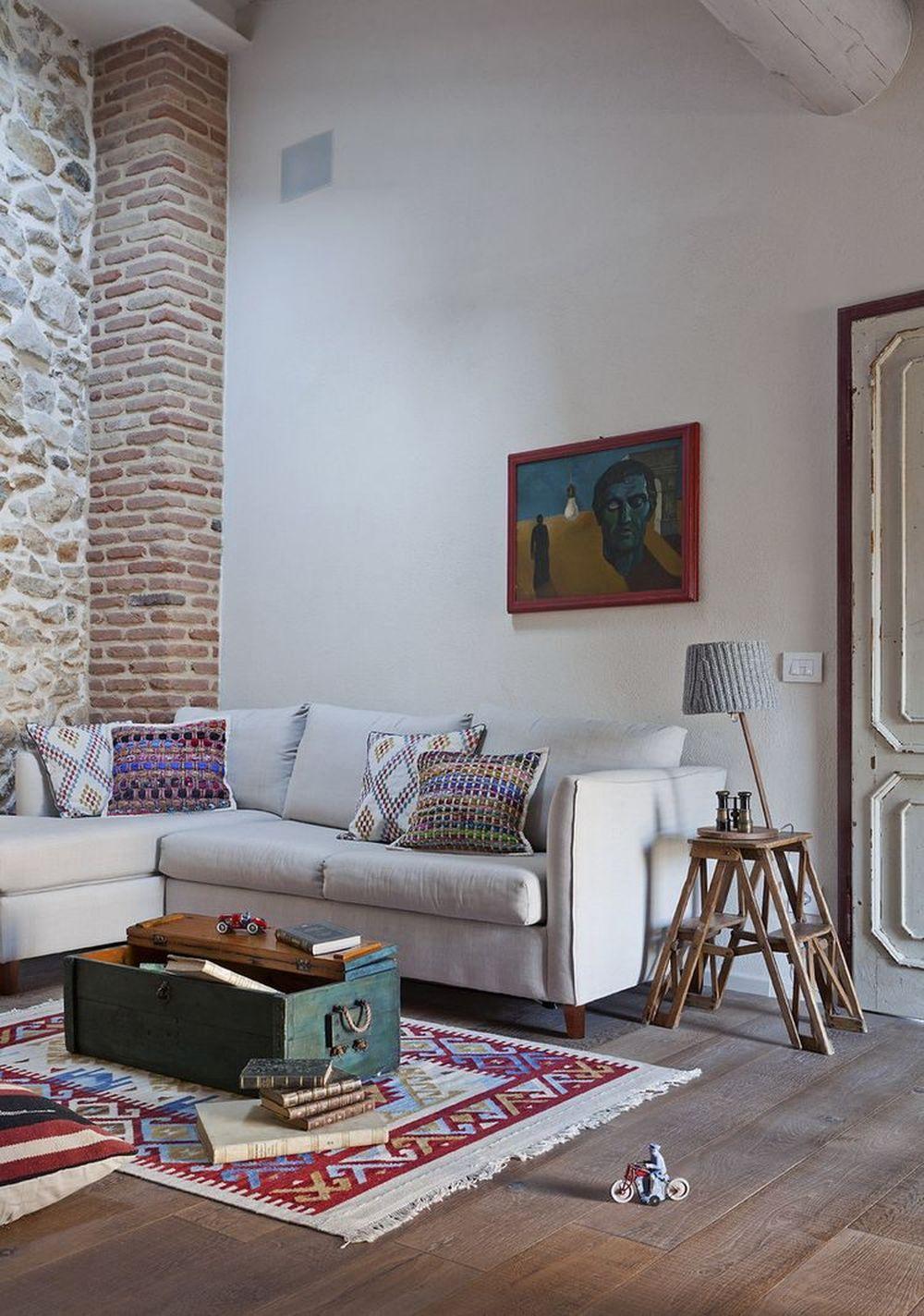 adelaparvu.com despre casa rustica in Italia, designer Zhenya Zhdanova (17)