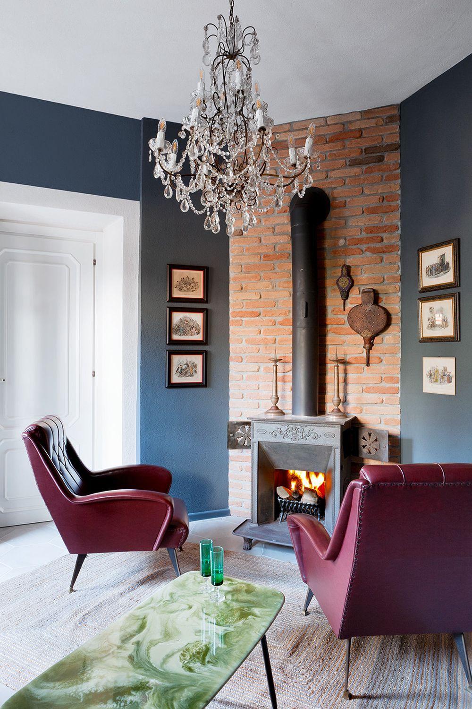 adelaparvu.com despre casa rustica in Italia, designer Zhenya Zhdanova (7)