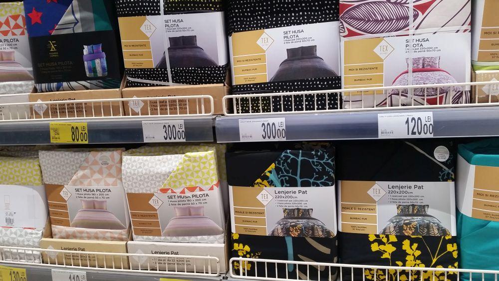 adelaparvu.com despre gama TEX pentru casa de la Carrefour (5)
