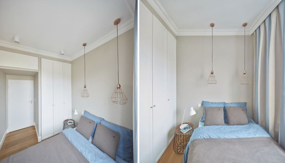adelaparvu.com despre garsoniera 36 mp in regim hotelier, Polonia, designer Agnieszka Adaszewska-Rajpert, Foto Michal Przezdzik (8)
