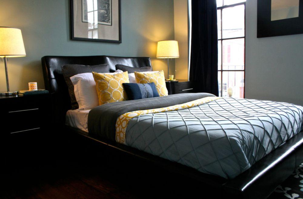adelaparvu.com despre lenjerii de pat, Foto Busybee Design