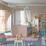 Cameră de tineret Flora. Vezi piese componente, dimensiuni, materiale, prețuri AICI.