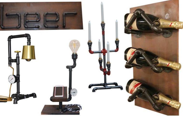 adelaparvu.com despre obiecte si corpuri de iluminat in stil industrial, design NTLights, Bucuresti, Romania (1)