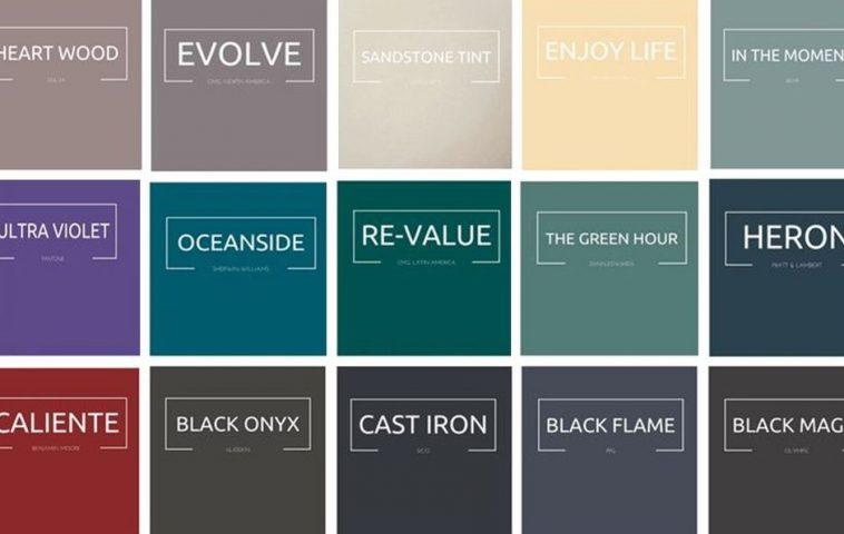 adelaparvu.com despre paleta de culori a anului 2018