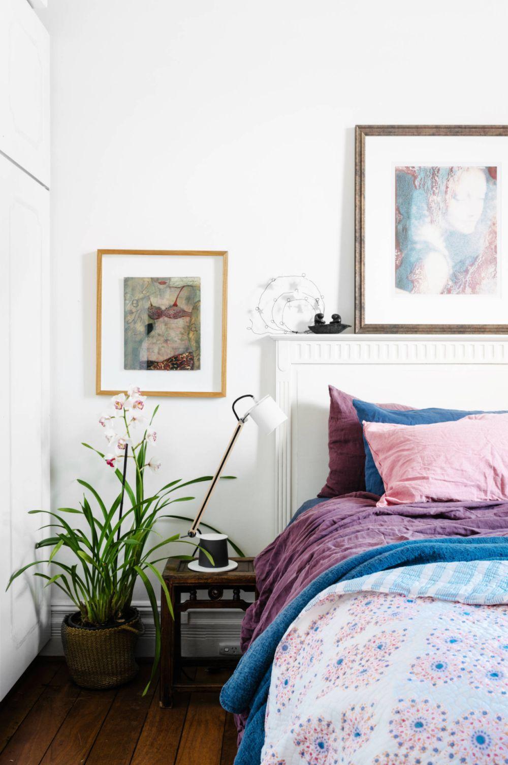 adelaparvu.com despre plante potrivite in dormitor, Text Carli Marian, Foto Kim Pearson Pty