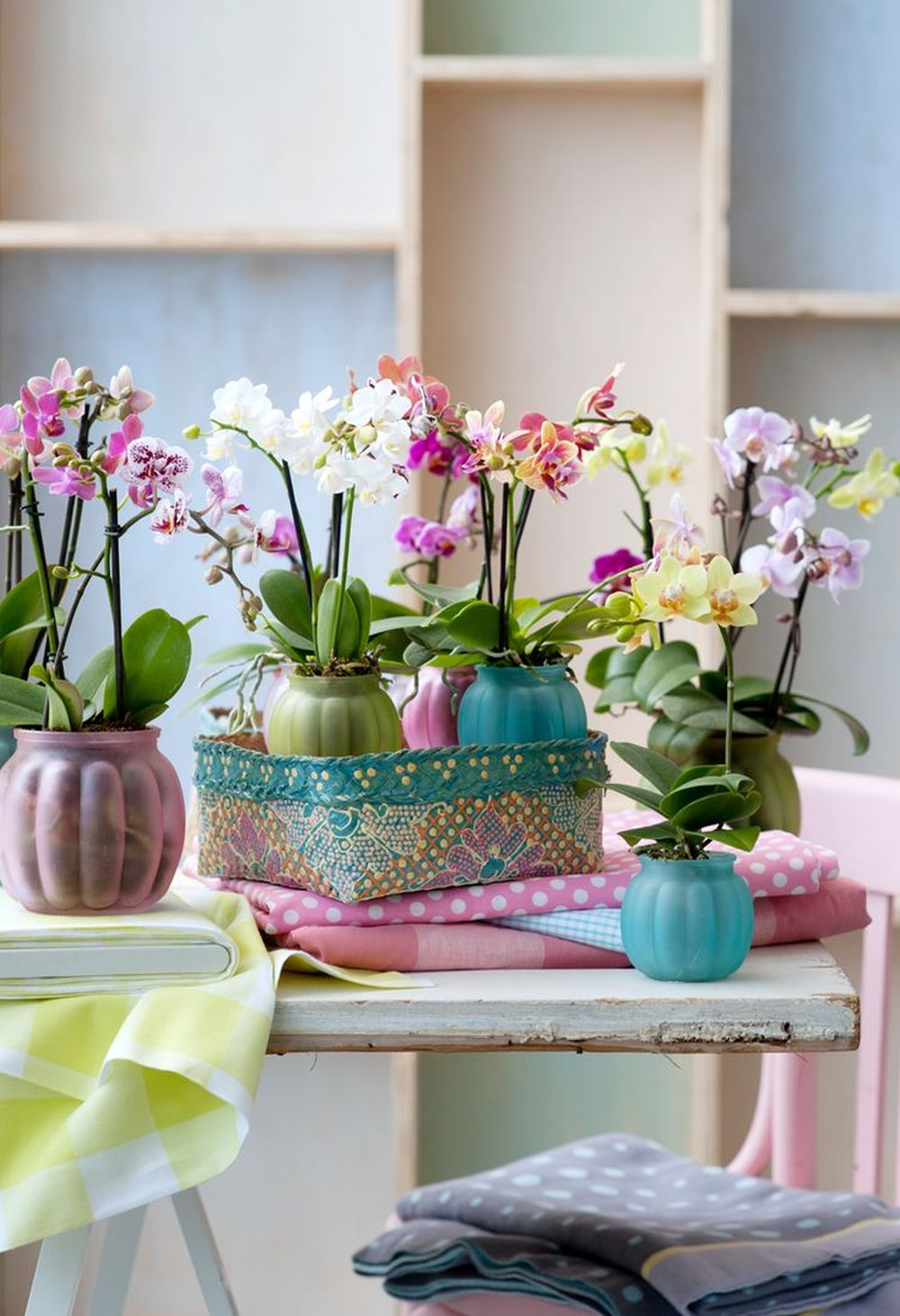 adelaparvu.com despre plante potrivite in dormitor, Text Carli Marian, Foto Pinterest