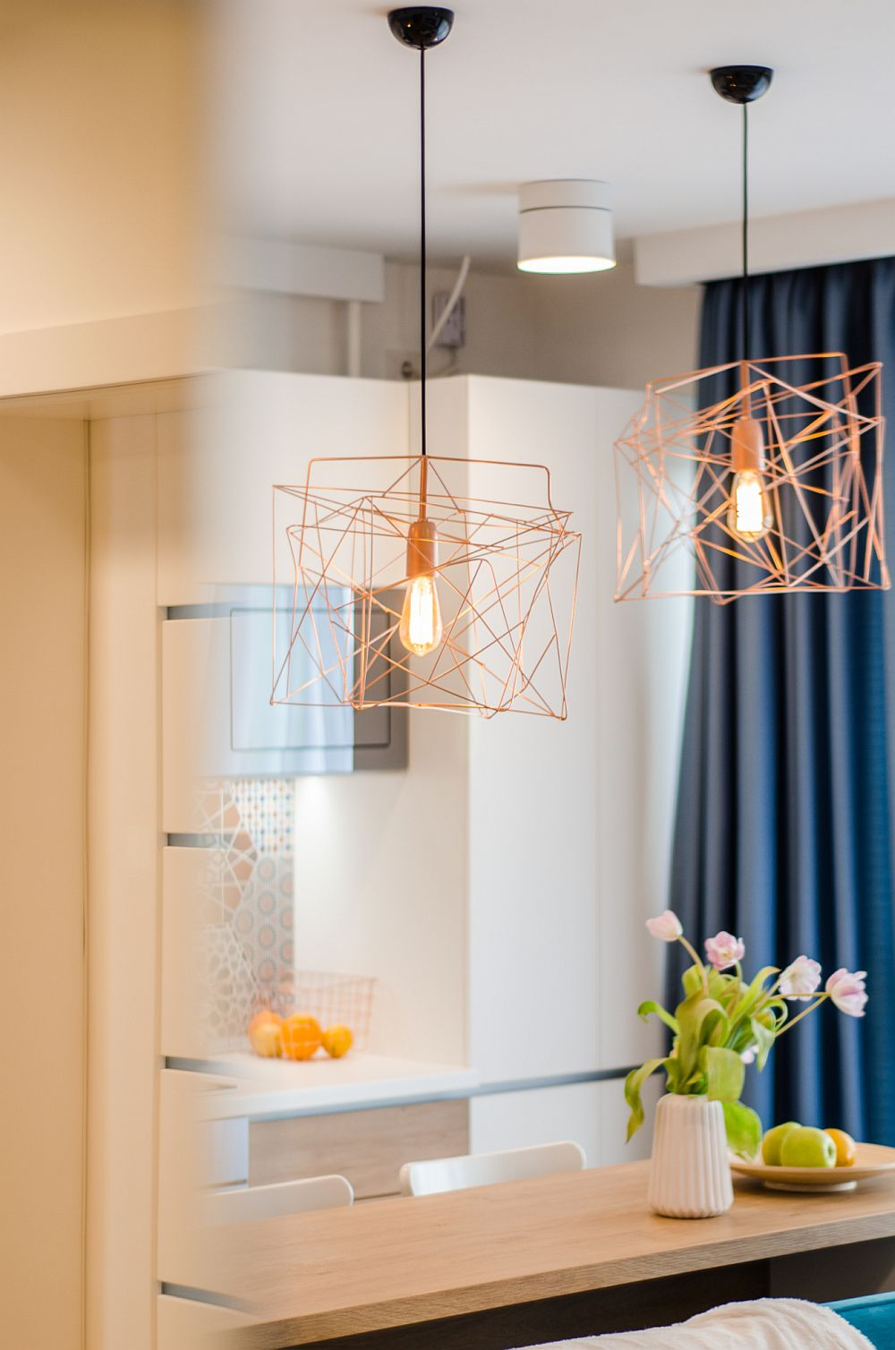 adelaparvu.com despre amenajare apartament 3 camere, 64 mp, Oradea, design interior Davisign, Foto Andreea Iancu (11)
