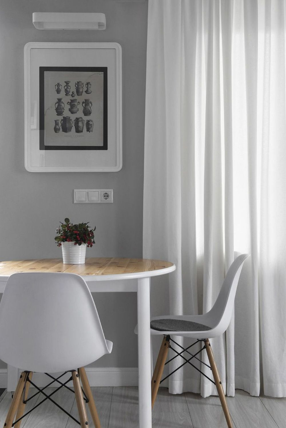 adelaparvu.com despre amenajare garsoniera 30 mp, design interior m2project (14)