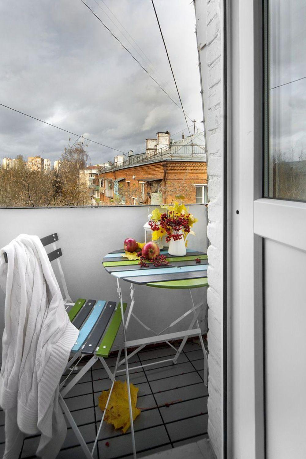 adelaparvu.com despre amenajare garsoniera 30 mp, design interior m2project (18)