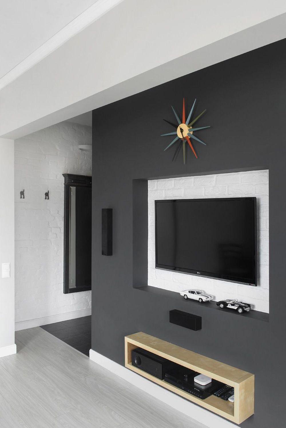 adelaparvu.com despre amenajare garsoniera 30 mp, design interior m2project (9)