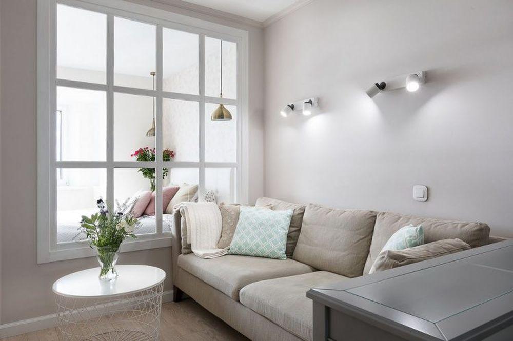 adelaparvu.com despre apartament 2 camere transformat in 3, 53 mp, designer Nika Rusanova (4)
