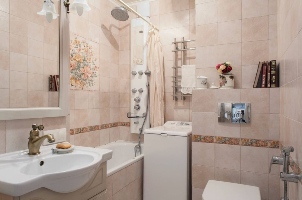 adelaparvu.com despre apartament 48 mp, stil provensal, Designer Svetlana Krasnova, Foto Natalia Kupriyanova (12)