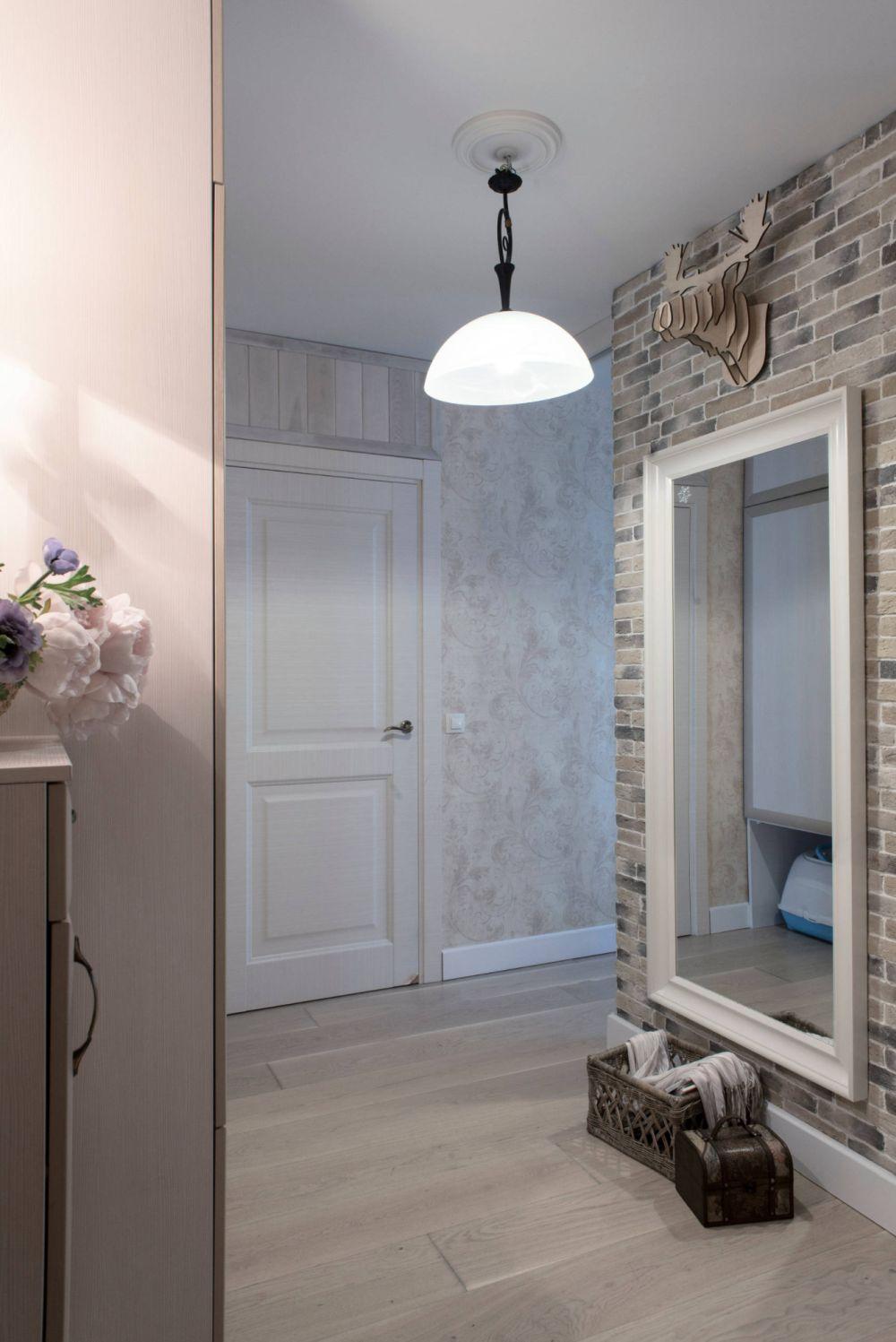 adelaparvu.com despre apartament 48 mp, stil provensal, Designer Svetlana Krasnova, Foto Natalia Kupriyanova (14)