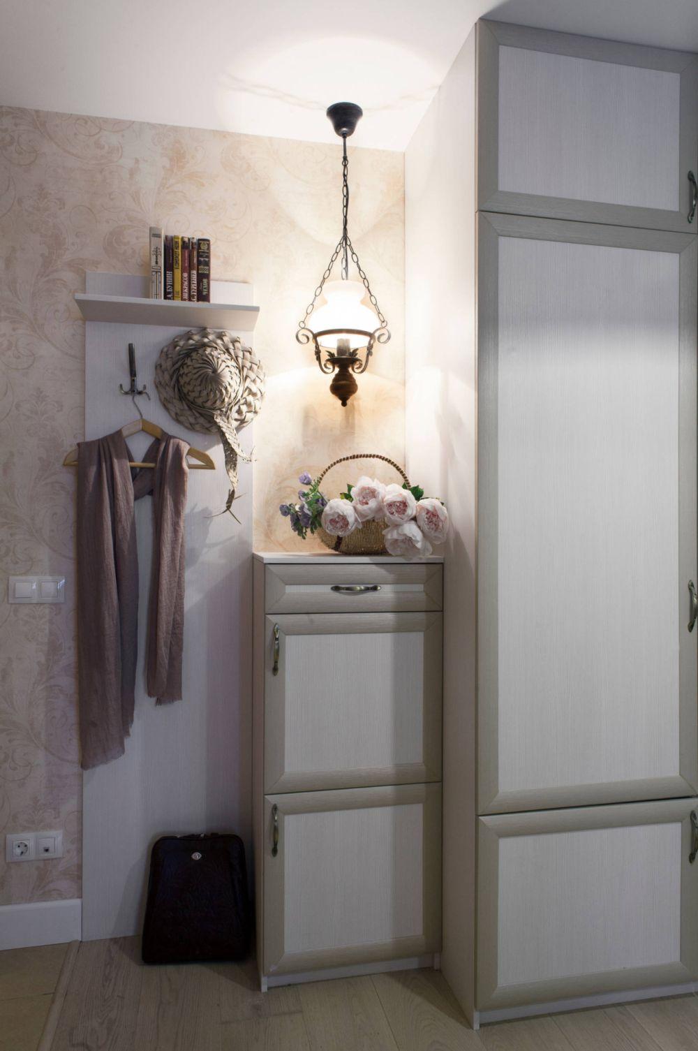 adelaparvu.com despre apartament 48 mp, stil provensal, Designer Svetlana Krasnova, Foto Natalia Kupriyanova (3)