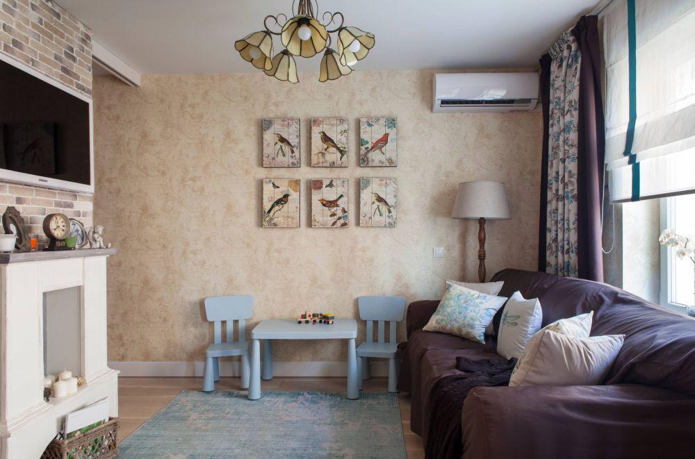 adelaparvu.com despre apartament 48 mp, stil provensal, Designer Svetlana Krasnova, Foto Natalia Kupriyanova (7)