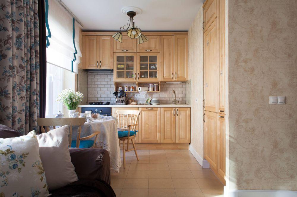 adelaparvu.com despre apartament 48 mp, stil provensal, Designer Svetlana Krasnova, Foto Natalia Kupriyanova (8)
