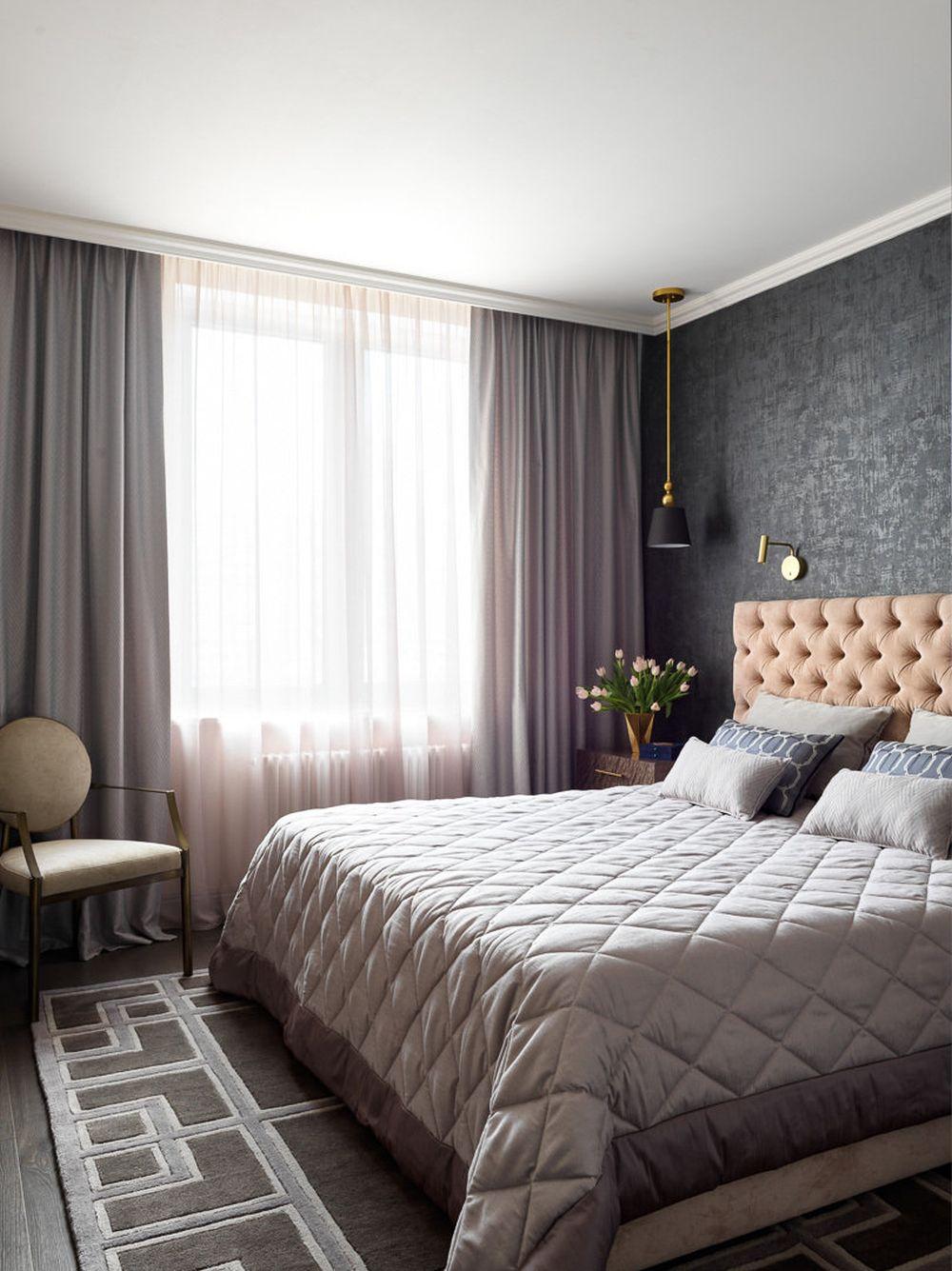 adelaparvu.com despre apartament elegant 90 mp, Moscova, designer Zhenya Zhdanova, Foto Maria Irinarkhova si Stephan Julliard (21)