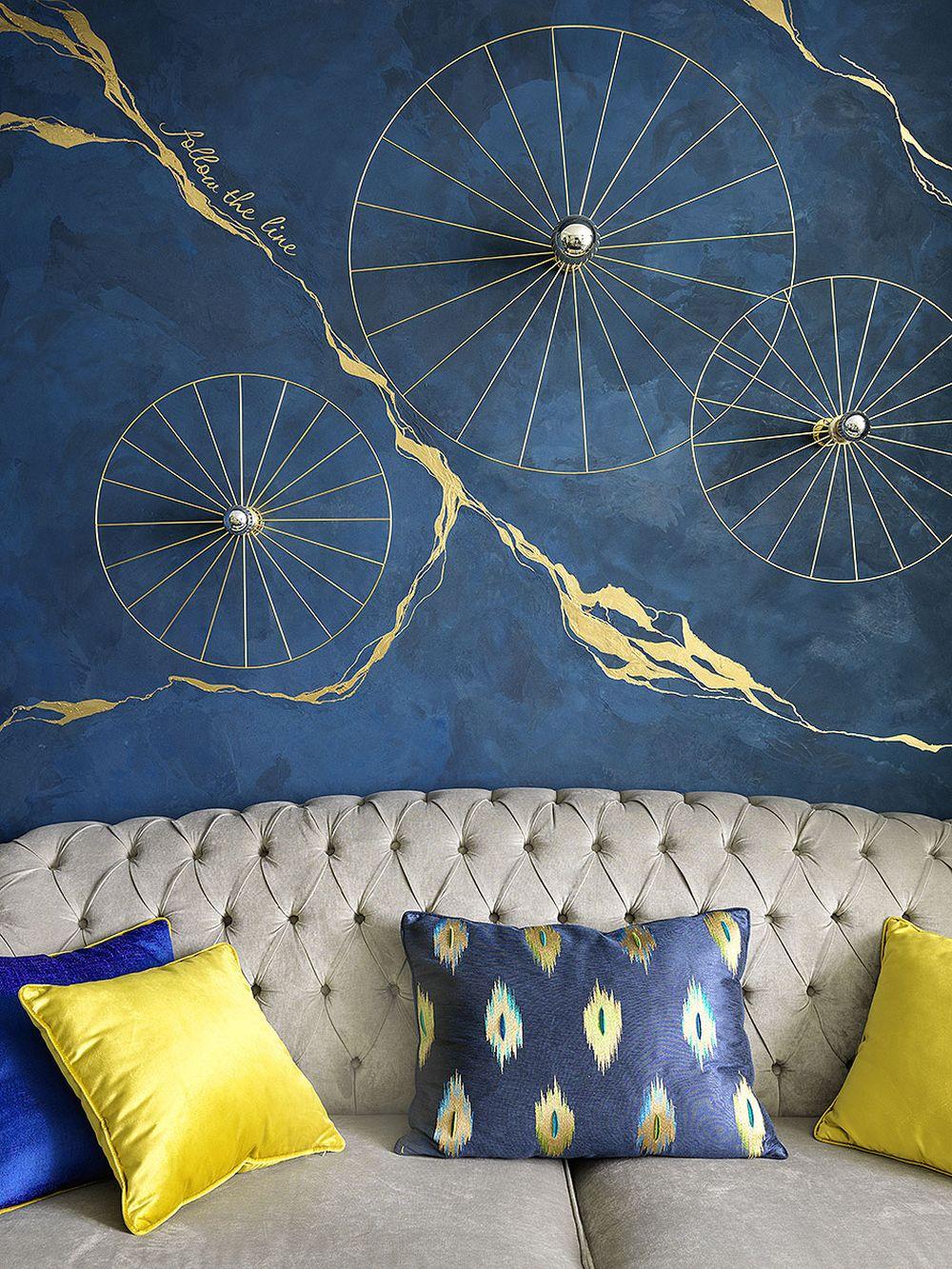 adelaparvu.com despre apartament elegant 90 mp, Moscova, designer Zhenya Zhdanova, Foto Maria Irinarkhova si Stephan Julliard (5)