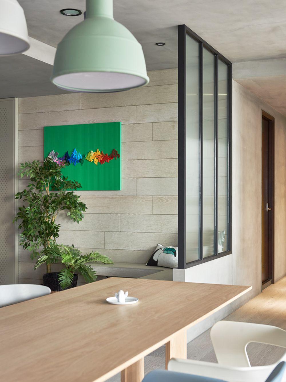 adelaparvu.com despre apartament in stil contemporan, Taiwan, design HAO Design (13)