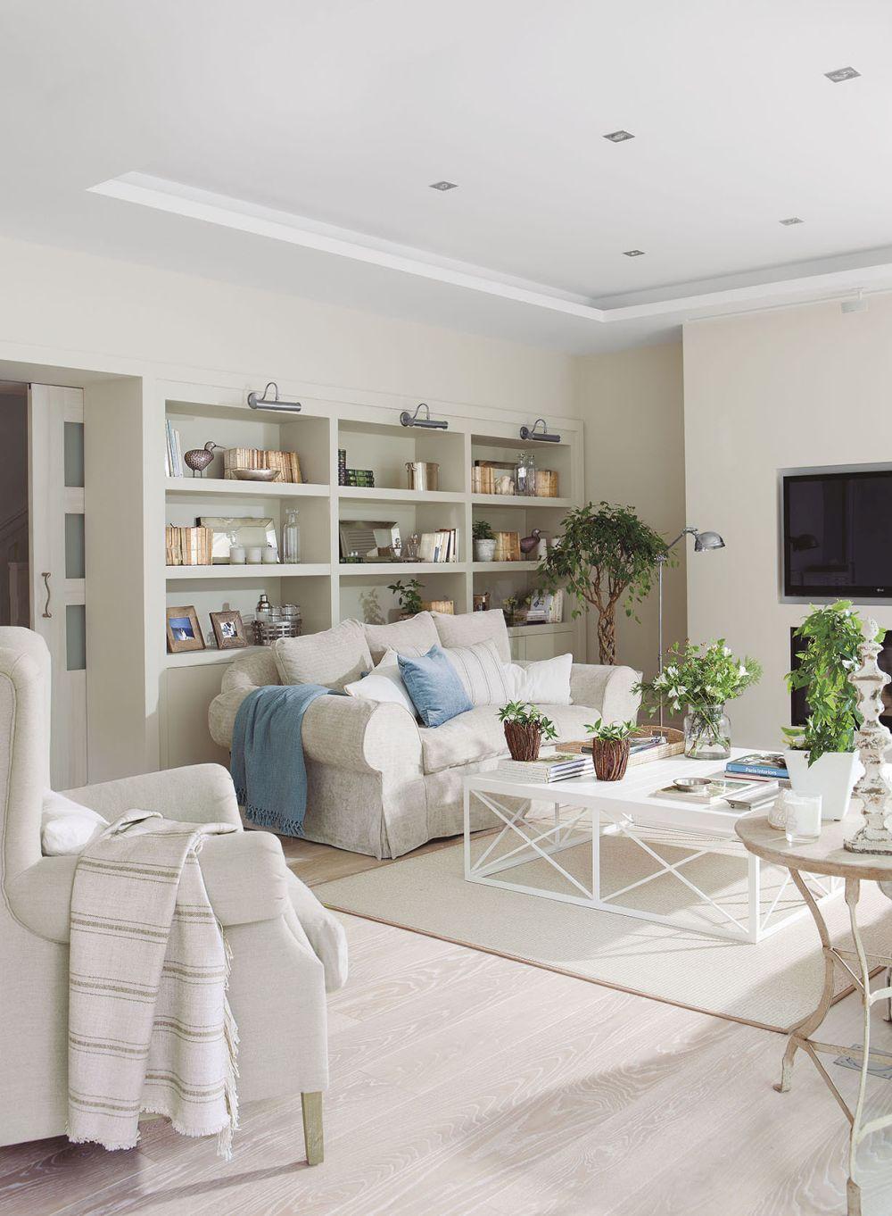 adelaparvu.com despre casa cu interior romantic modern, decorator Asun Anto, arhitect Fernando Agusti (2)