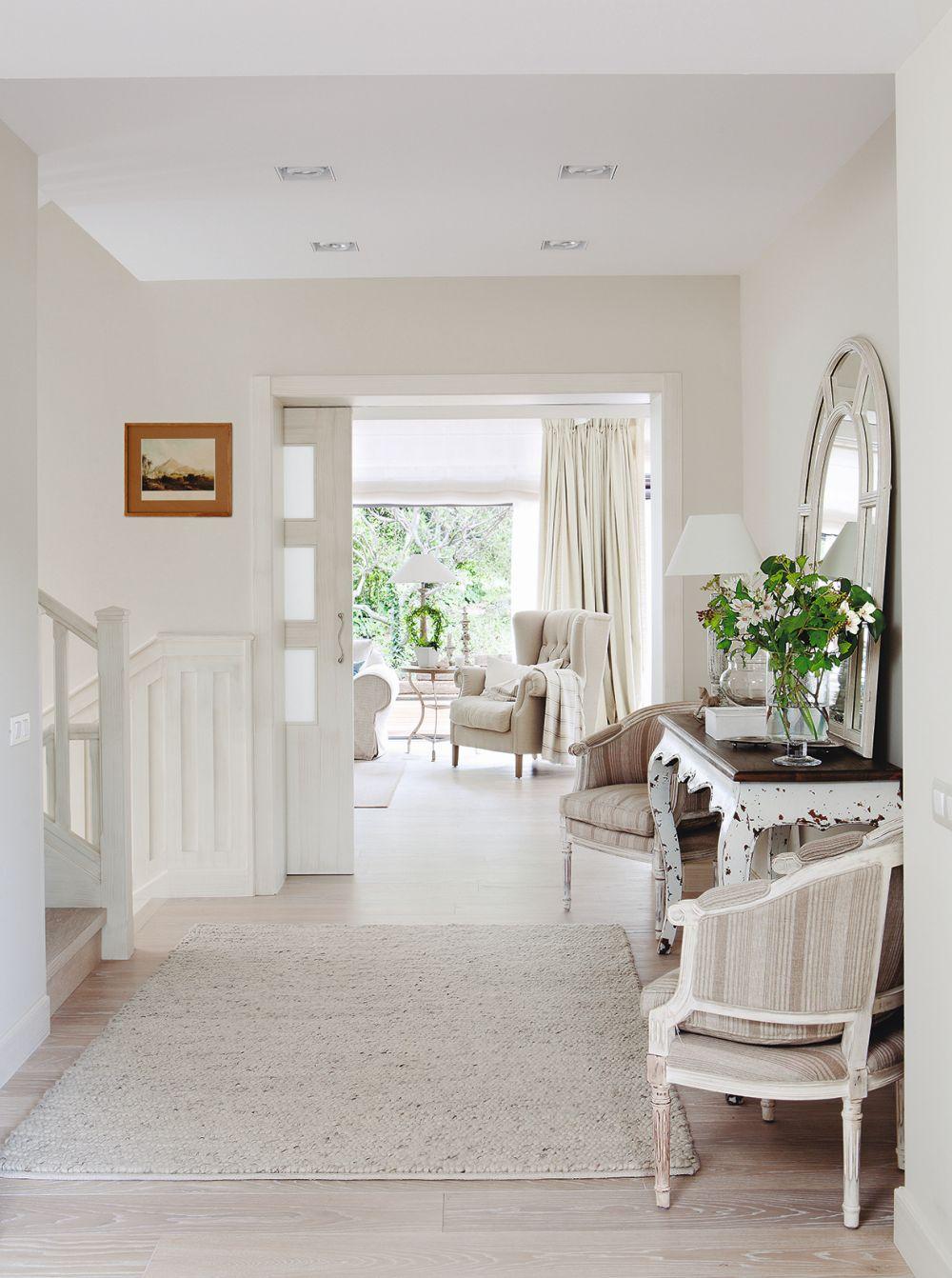 adelaparvu.com despre casa cu interior romantic modern, decorator Asun Anto, arhitect Fernando Agusti (7)