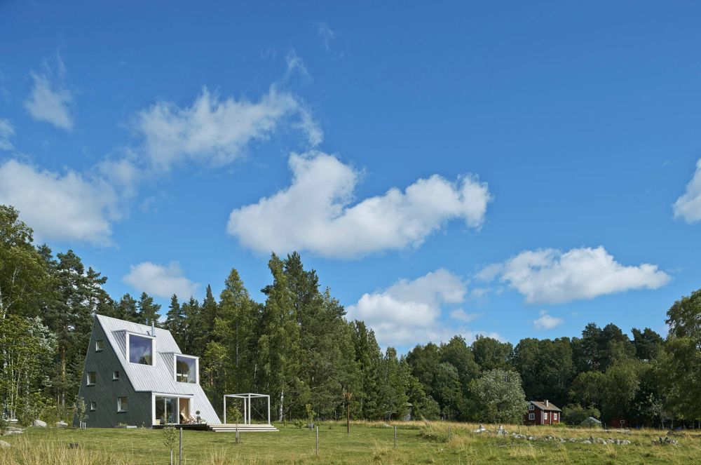 adelaparvu.com despre casa din lemn 85 mp, Suedia, Arhitect Leo Qvarsebo, Foto Lindman Photography (1)