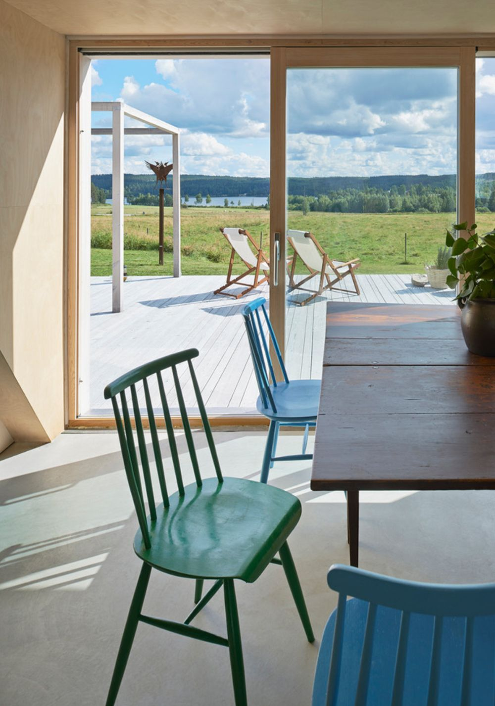 adelaparvu.com despre casa din lemn 85 mp, Suedia, Arhitect Leo Qvarsebo, Foto Lindman Photography (12)