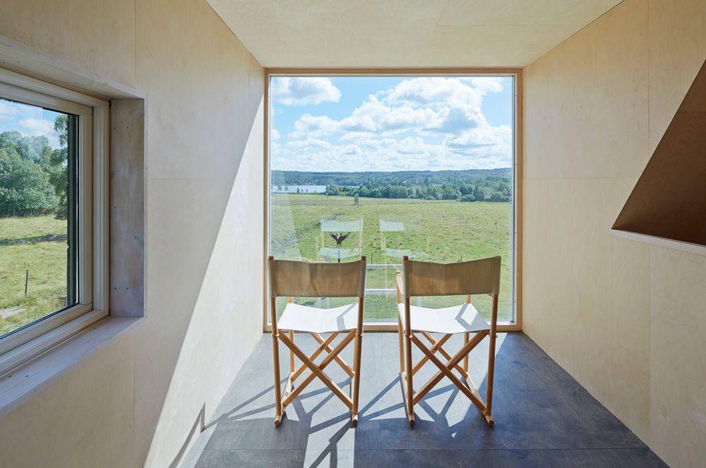 adelaparvu.com despre casa din lemn 85 mp, Suedia, Arhitect Leo Qvarsebo, Foto Lindman Photography (4)