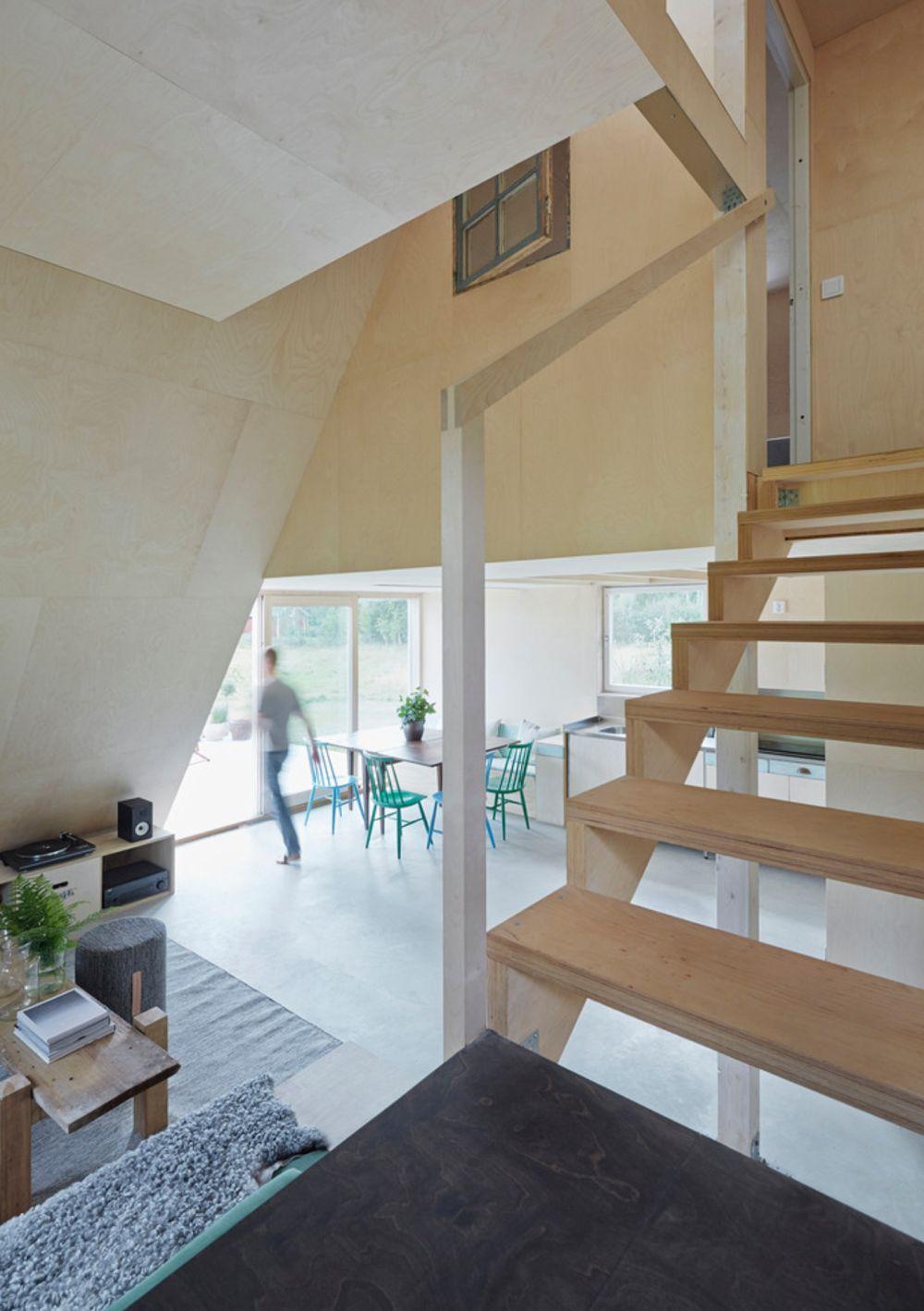 adelaparvu.com despre casa din lemn 85 mp, Suedia, Arhitect Leo Qvarsebo, Foto Lindman Photography (5)