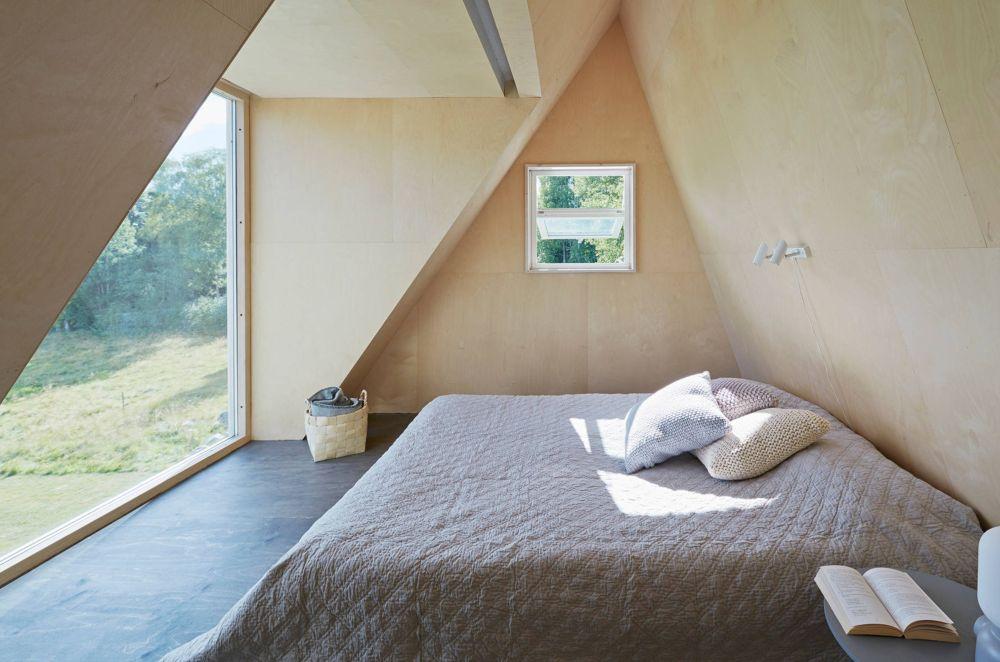 adelaparvu.com despre casa din lemn 85 mp, Suedia, Arhitect Leo Qvarsebo, Foto Lindman Photography (6)
