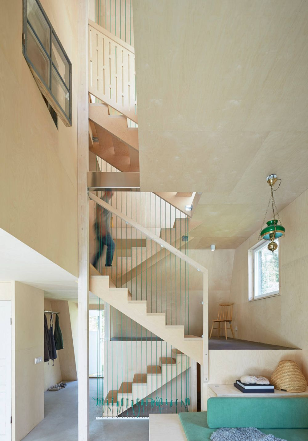 adelaparvu.com despre casa din lemn 85 mp, Suedia, Arhitect Leo Qvarsebo, Foto Lindman Photography (7)