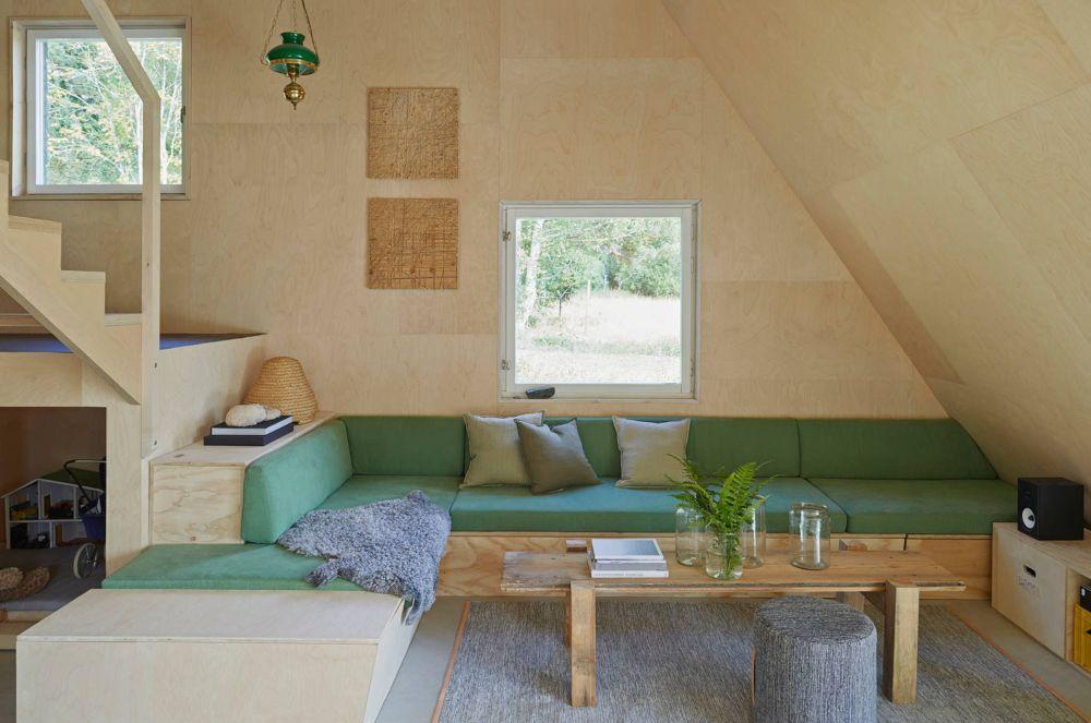 adelaparvu.com despre casa din lemn 85 mp, Suedia, Arhitect Leo Qvarsebo, Foto Lindman Photography (8)