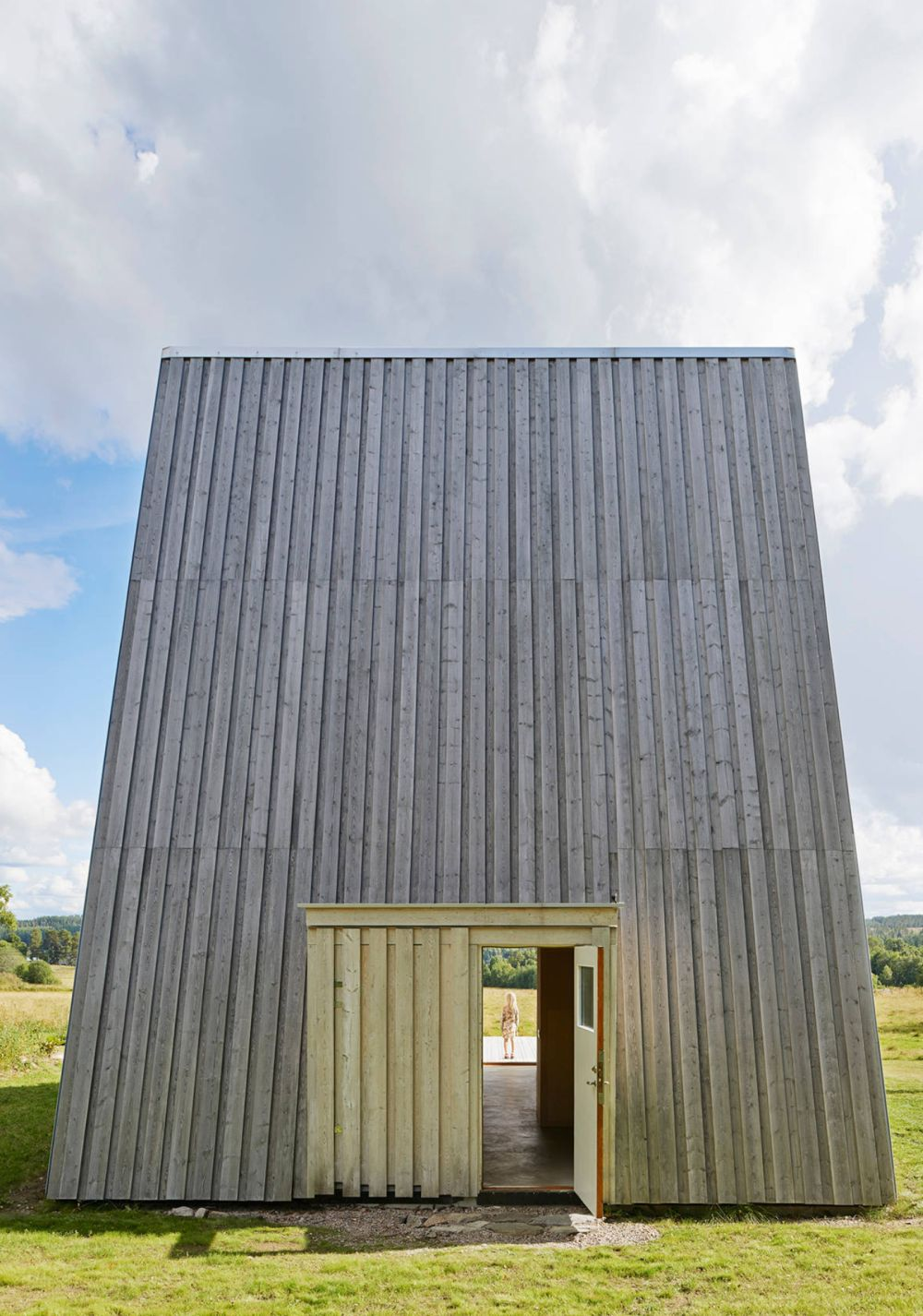 adelaparvu.com despre casa din lemn 85 mp, Suedia, Arhitect Leo Qvarsebo, Foto Lindman Photography (9)