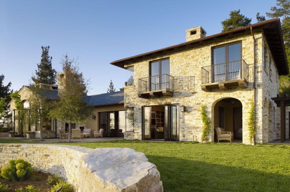 adelaparvu.com despre casa in nuante solare, Arhitectura Walker & Moody Architects (4)