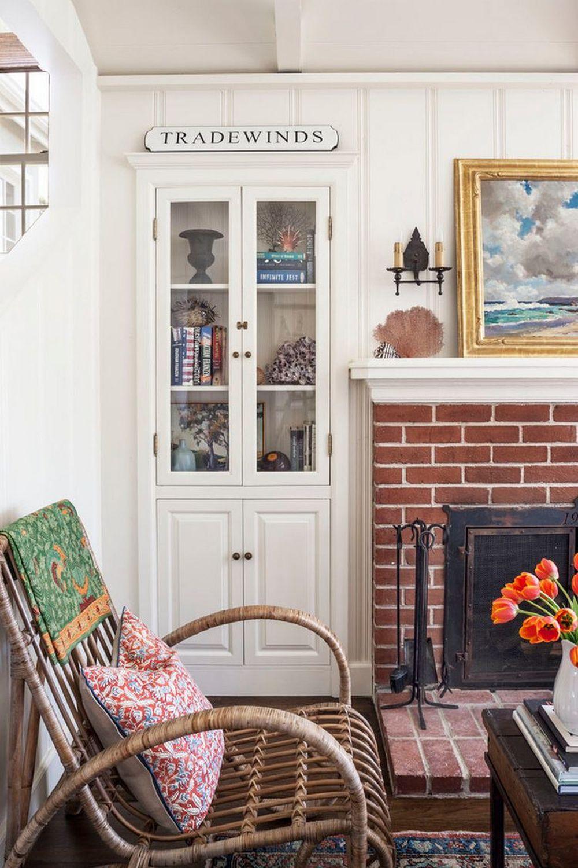 adelaparvu.com despre casa mica de vacanta, Lombardy Lane, SUA, design si foto Clark Collins (2)