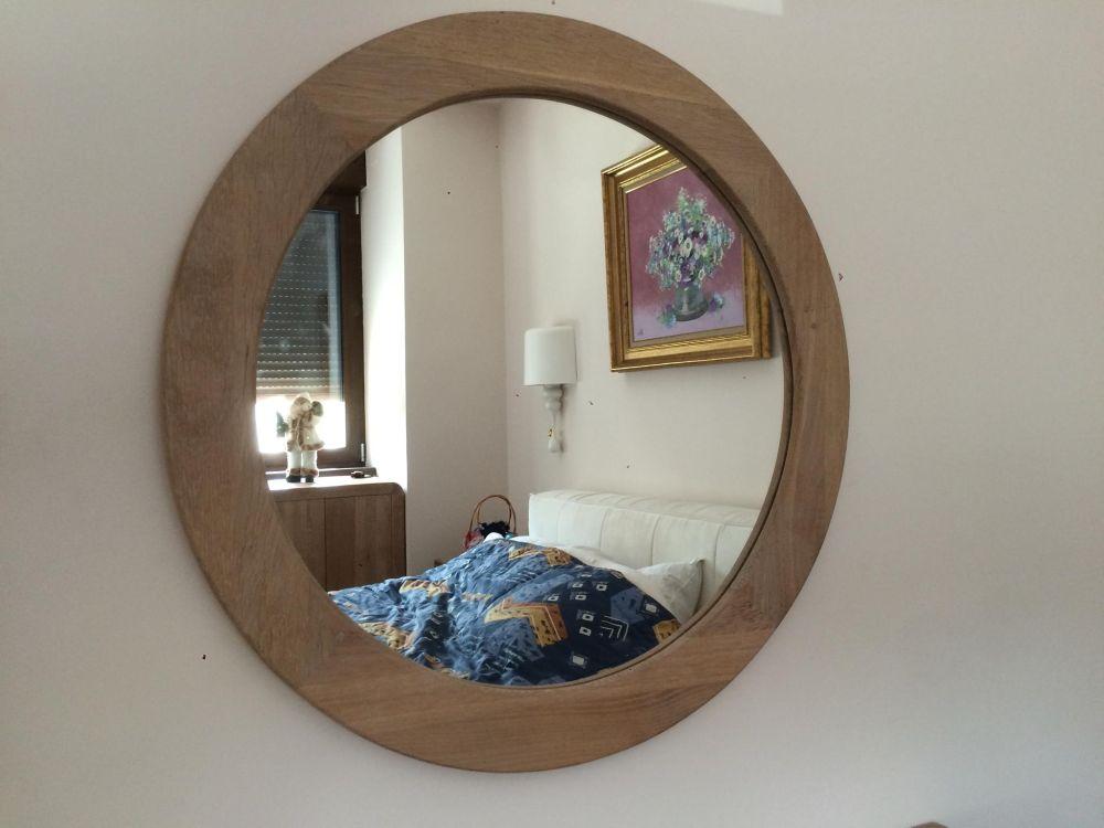 adelaparvu.com despre dormitoare din lemn masiv de stejar, Biomobila Suceava, Romania (1)