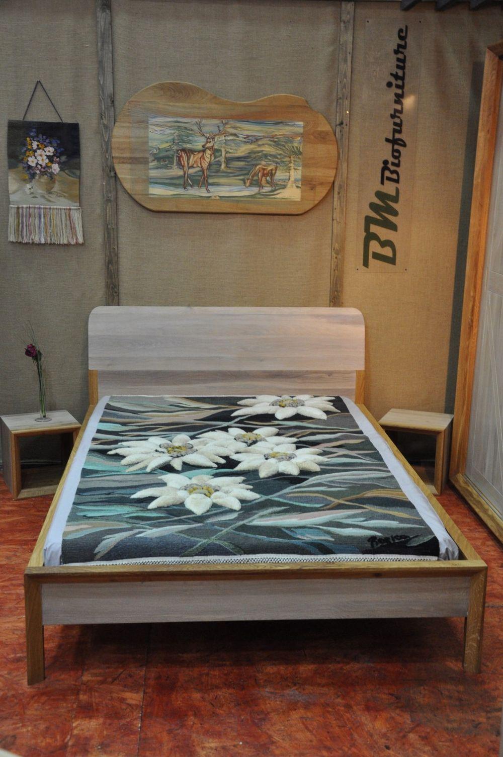 adelaparvu.com despre dormitoare din lemn masiv de stejar, Biomobila Suceava, Romania (10)