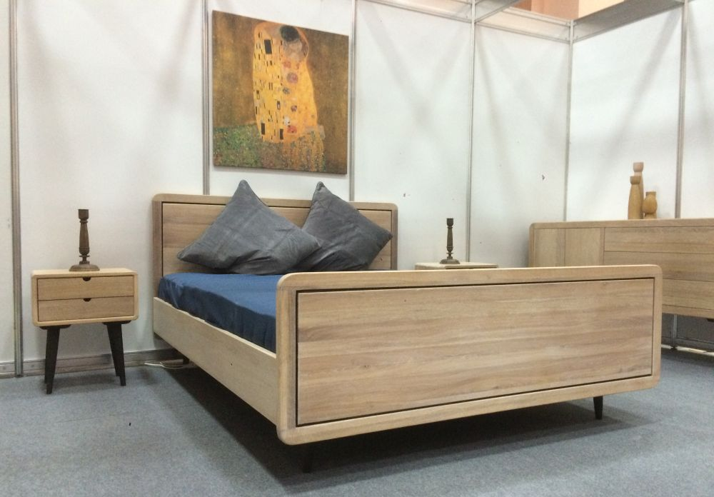 adelaparvu.com despre dormitoare din lemn masiv de stejar, Biomobila Suceava, Romania (11)