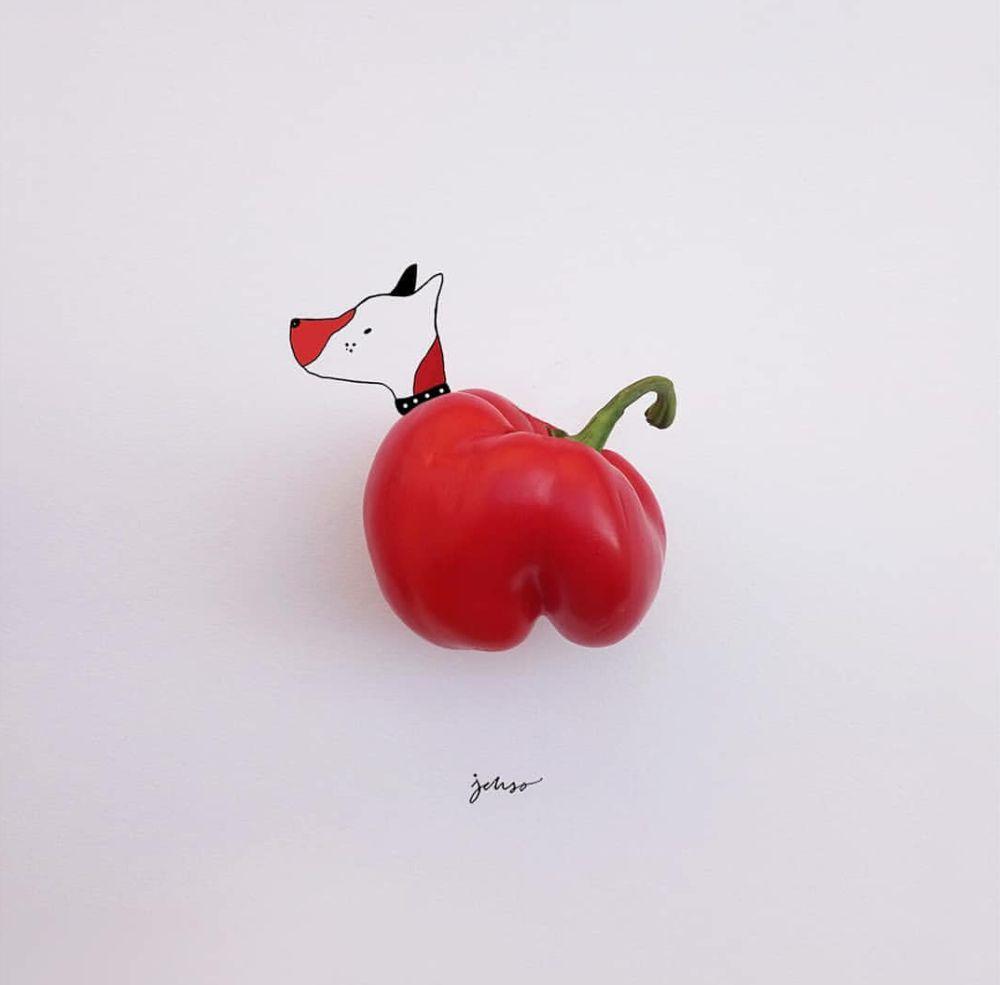 adelaparvu.com despre ilustratii 3D, design Jesuso Ortiz, Foto Jesuso Ortiz Instagram (4)
