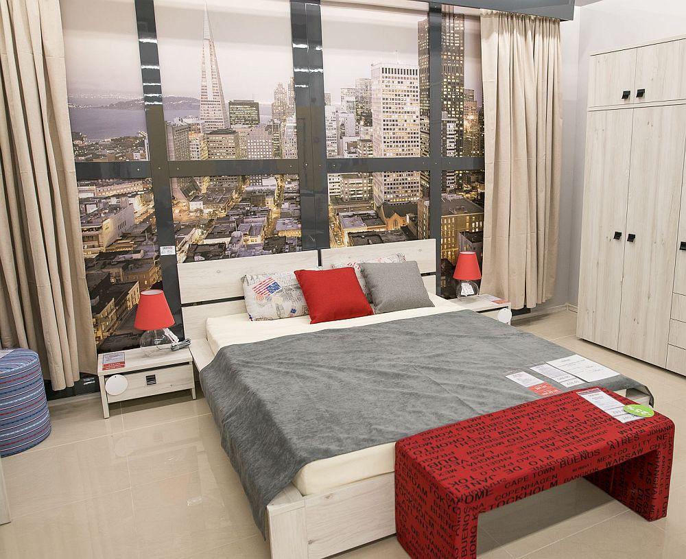 La Casa Rusu găsești pe lângă mobilă destinată dormitorului și saltele de diferite categorii și dimensiuni.
