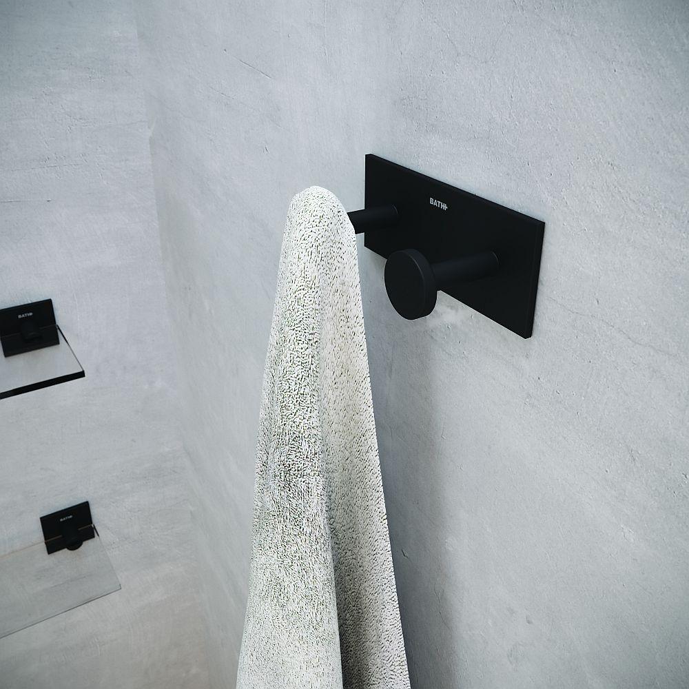 adelaparvu.com despre accesorii de baie de la Cosmic, colectia Stick, Bath+ (11)